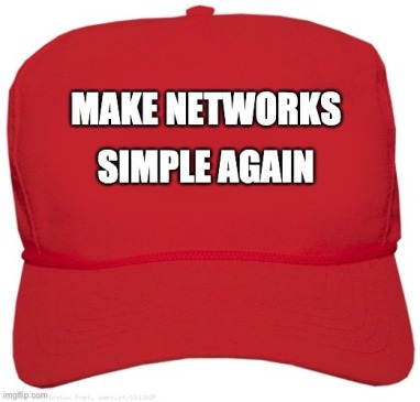 make-networks-simple-again